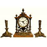 Антикварные часы XIX века