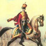 Полки русской армии: «Лейб-гусары»