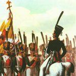 Полки русской армии: «Измайловцы»