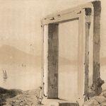 Ворота в храм Бахуса на острове Наксос