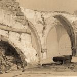Родос, площадь напротив церкви Святого Иоанна-Богослова, вход на улицу Рыцарей