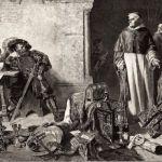 Разграбление монастыря