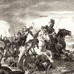 Смерть Густава Адольфа в битве при Лютцене