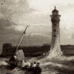 Форт «Чёрная скала» и маяк