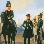 Полки русской армии: «Гвардейские артиллеристы»