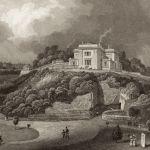 Кладбище Св. Джеймса, вид на Южную часть. Ливерпуль