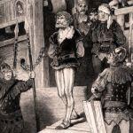 Прибытие арестованного пирата Клауса Стёртбеккера в Гамбург