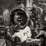 Завершение работы над локомотивом