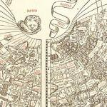 Карта мира Бернардо Сильвано