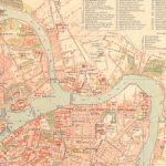 Карта Санкт-Петербурга 1897 г.