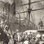 Корабль эмигрантов