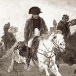 Наполеон при Ватерлоо
