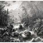 Поток во время шторма