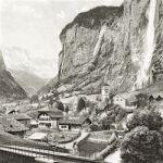 Водопад Штаубах