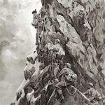 Восхождение на пик Мейе во Французских Альпах