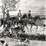 Возвращение с охоты на лис
