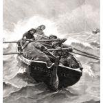 Выход на рыбацкой лодке