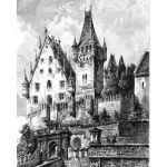 Вход в замок Весте Кобург