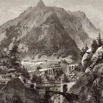 Железная дорога Готтхард-Ейзенбах: виадук