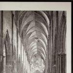Внутренне убранство Ульмского собора