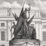 Биржа и памятник адмиралу Горацио Нельсону