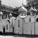 Кремль. Церкви 14 века