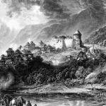 Крепость Врандук в Боснии