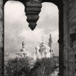 Новодевичий монастырь. Окно западной башни