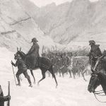 Переход Наполеона через перевал Большой Сен-Бернар