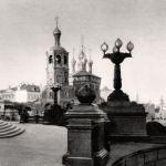 Площадь, где раньше стоял памятник Александр III