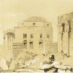 Развалины мечети в Афинах