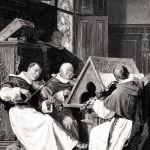 Сиеста в монастыре