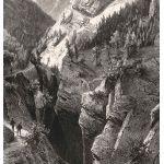 Ущелье Пейтельштайнер около Умпецц