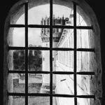 Вид из окна Новодевичьего монастыря