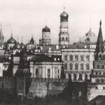 Вид Кремля с Запада