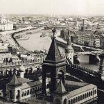 Вид с Ивана Великого на Восток