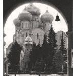 Внутренний вид Новодевичьего монастыря