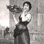 Итальянская цветочница
