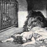 Лев и невеста