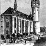 Обновленная замковая церковь в Виттенберге