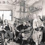Петр Великий в Голландии в 1697