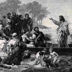 Проповедь Христа в Галилейском море