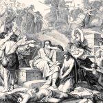 Путь иудеев в вавилонский плен