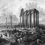 Руины Афин
