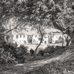 Руины монастыря Нимбшен Беглец