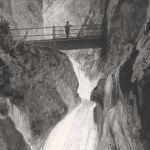 Водопад на озере Гарда