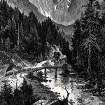 Высокие горы  земли Берхтесгадена