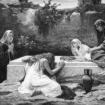 Женщины у могилы Христа