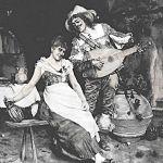 Женщина, вино и песни