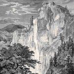 Ущелье Мацоха возле Бланско в Моравии